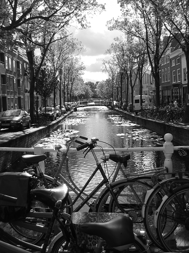 Holland canal